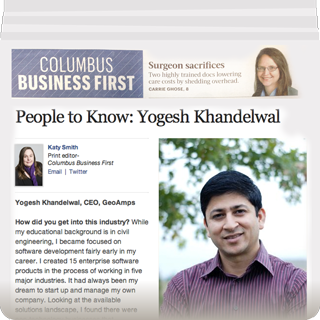 People to Know: Yogesh Khadelwal