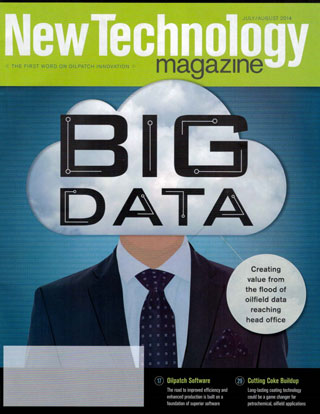 New Technology magazine cover