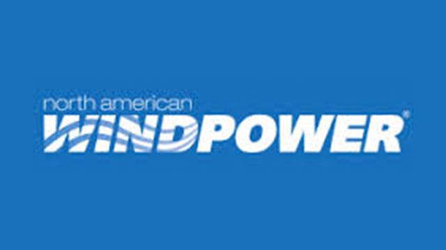 North American Windpower logo